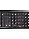 Mini Bluetooth Wireless QWERTY Keyboard (Black)