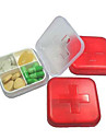 cuatro células caja de la medicina