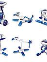 6-인-1 태양열 DIY 로봇 장난감 조립 킷