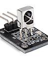 pecas eletronicas para montagem  (para arduino) infravermelho modulo receptor do sensor