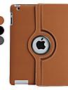 Etui en Similicuir pour iPad 2/3/4 avec Support (Autres Coloris Disponibles)
