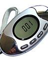 hoyou pedômetro multifuncional com passos, calorias e distância a pé de medição de gordura execução