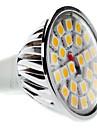 Точечная светодиодная лампа MR16 5 Вт 450-550 лм 3000-3500 K теплый белый свет (12 В)