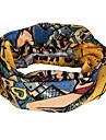 Мода Дизайн Велоспорт шарф (желтый)