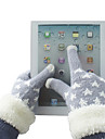 Dark Color Fluff Touch Gloves(Assorted Color)
