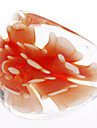 Цветок Цветные кольца Glaze