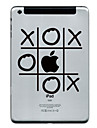 O and X Design Protector Sticker for iPad mini 3, iPad mini 2, iPad mini