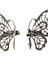 Butterfly Shaped Separate Alloy Plating Dual Rings