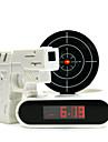 Relógio Alarme Digital de Disparo Laser (4xAA)