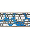 membrana de teclado dedicada para macbook mac teclado cobre mac acessorios