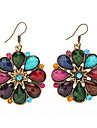 Z&X®  The Colorful Vintage Earring