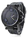 Masculino Relógio Esportivo Quartzo Banda Preta