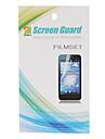 HD protetor de tela com pano de limpeza para o Samsung GALAXY Y S5360
