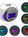 Цифровой будильник, календарь, термометр, таймер (3xAAA)
