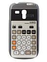 Calculadora Padrão Hard Case para Samsung Galaxy S3 Mini I8190