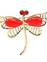 Dragonfly Shape Brooch(Random Color)