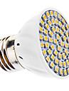 3500 lm E26/E27 LED-spotlys MR16 60 leds SMD 3528 Varm hvid AC 110-130V AC 220-240V