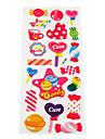 Смазливая наклейки Candy