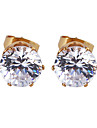 Stud EarringsJewelry Golden Copper / Platinum Plated / Gold Plated Party / Daily