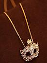 Z&x® цветы маска ожерелье