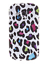 Color Leopard TPU Case Cover Skin for Samsung Galaxy S3 Mini i8190