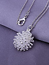 Pretty Floral Pendant (Pendant Only)