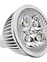 4W LED Spotlight 380-420 lm Warm White Natural White K DC 12 V