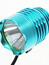 Налобные фонари / Передняя фара для велосипеда LED Велоспорт 18650 Люмен Зарядное устройство Велосипедный спорт-Освещение