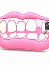 caso de caso de dente quebrado para iphone 4 / 4s (cores sortidas) capas de iphone