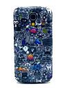 Elementos TPU IMD múltipla Soft Case para Samsung Galaxy S4 mini-I9190 I9195