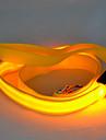 개 가죽끈 LED 조명 / 안전 솔리드 레드 / 화이트 / 그린 / 블루 / 핑크 / 옐로우 / 오렌지 나일론