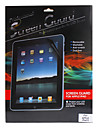 Professionnel de haute transparence LCD Film gurad Set avec chiffon de nettoyage pour iPad Air