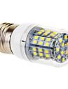 E26/E27 Ampoules Maïs LED T 60 SMD 3528 360 lm Blanc Froid 6000-6500 K AC 100-240 V