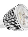 5W GU5.3(MR16) Spot LED MR16 5 450 lm Blanc Naturel AC 12 V