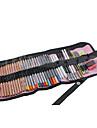 48 slots canves porta-lápis (cor aleatória)
