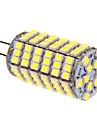 400 lm G4 LED лампы типа Корн T 118 Светодиодные бусины SMD 5050 Холодный белый 12 V