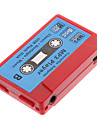 TF Card Reader MP3 Player Tape Shape Red