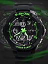 Men's Watch Sports Dual Time Zones Digital Multifunction