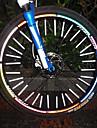 12 шт MTB горный велосипед Говорил со светоотражающими Stripe