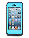 Cool Airtight Tough Protective 2m Waterproof Full Body Case for iPhone 5 (Assorted Colors)