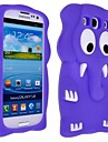 Elephant Silicon Case Skin Cover for Samsung i9300 Galaxy S3
