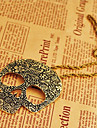 Dore Pendentif de collier Alliage Soiree / Quotidien / Decontracte Bijoux