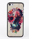 Colorful Skull Hard Back Case for iPhone 5C