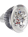 270-330lm GU5.3(MR16) LED Spotlight MR16 LED Beads Cold White 12V