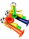 플라스틱 트럼펫 (색상 랜덤) 응원 2014 월드컵 세 튜브 팬