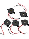 DIY 2205 Диаметр 22мм Пассивный Пьезо-сигнал для MP3 / MP4 (10 шт)