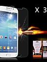 Ultime choc de protection écran d'absorption pour Samsung Galaxy S4 mini-I9190 (3pcs)