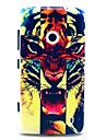 Angry Tiger Pattern Hard Case for Nokia Lumia N520