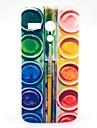 Colorful Palette padrão plástico rígido caso para Motorala Moto G
