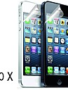 [20-Pack] High Quality Matte Anti-Glare Screen Protectors for iPhone 5/5S